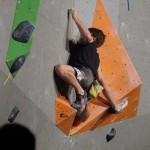 Deutschen Meisterschaft Bouldern des DAV auf der OutDoor 2014 004