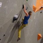 Deutschen Meisterschaft Bouldern des DAV auf der OutDoor 2014 007