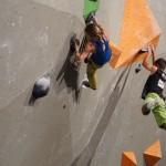 Deutschen Meisterschaft Bouldern des DAV auf der OutDoor 2014 008