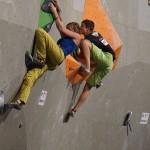 Deutschen Meisterschaft Bouldern des DAV auf der OutDoor 2014 009