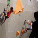 Deutschen Meisterschaft Bouldern des DAV auf der OutDoor 2014 012