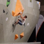 Deutschen Meisterschaft Bouldern des DAV auf der OutDoor 2014 015