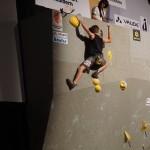 Deutschen Meisterschaft Bouldern des DAV auf der OutDoor 2014 026