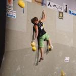 Deutschen Meisterschaft Bouldern des DAV auf der OutDoor 2014 034
