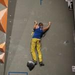 Deutschen Meisterschaft Bouldern des DAV auf der OutDoor 2014 038
