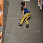 Deutschen Meisterschaft Bouldern des DAV auf der OutDoor 2014 039