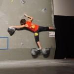 Deutschen Meisterschaft Bouldern des DAV auf der OutDoor 2014 041