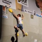 Deutschen Meisterschaft Bouldern des DAV auf der OutDoor 2014 046