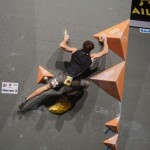 Deutschen Meisterschaft Bouldern des DAV auf der OutDoor 2014 053