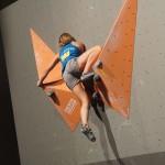 Deutschen Meisterschaft Bouldern des DAV auf der OutDoor 2014 057