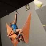 Deutschen Meisterschaft Bouldern des DAV auf der OutDoor 2014 058