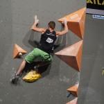 Deutschen Meisterschaft Bouldern des DAV auf der OutDoor 2014 063