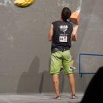 Deutschen Meisterschaft Bouldern des DAV auf der OutDoor 2014 066