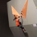 Deutschen Meisterschaft Bouldern des DAV auf der OutDoor 2014 071