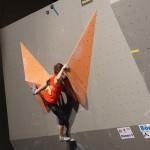 Deutschen Meisterschaft Bouldern des DAV auf der OutDoor 2014 072