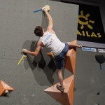 Deutschen Meisterschaft Bouldern des DAV auf der OutDoor 2014 074