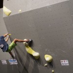 Deutschen Meisterschaft Bouldern des DAV auf der OutDoor 2014 081
