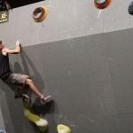 Deutschen Meisterschaft Bouldern des DAV auf der OutDoor 2014 085