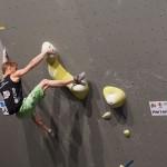 Deutschen Meisterschaft Bouldern des DAV auf der OutDoor 2014 090