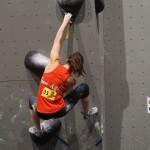 Deutschen Meisterschaft Bouldern des DAV auf der OutDoor 2014 098