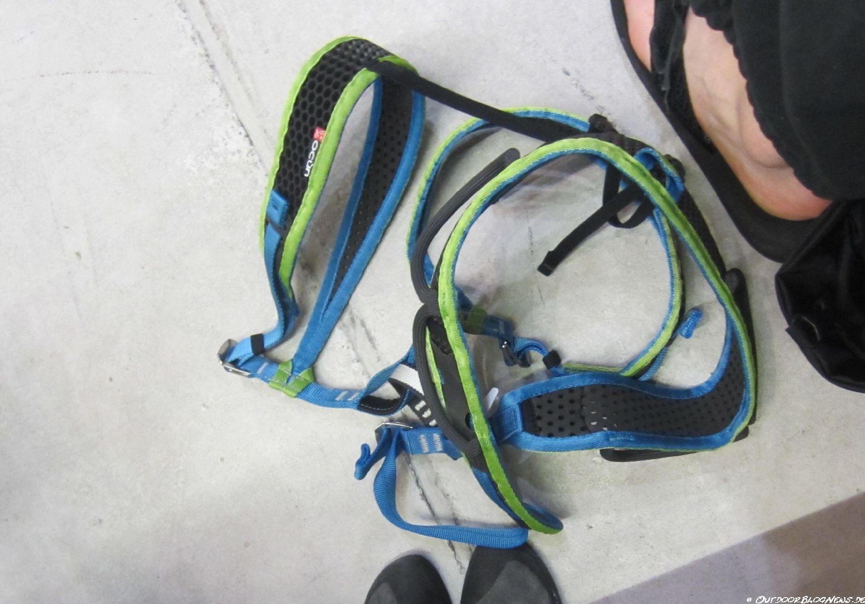 Ocun Webee Klettergurt : Ocùn webee im praxistest 006 endlich klettern