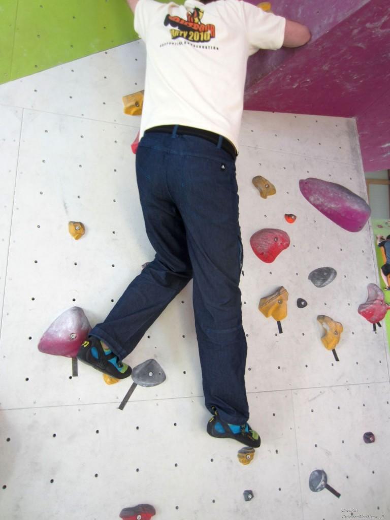 Adidas ED Denim Boulder Pant im Praxistest Bild 009