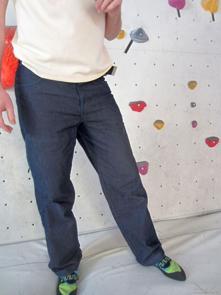 Adidas ED Denim Boulder Pant im Praxistest Bild 010