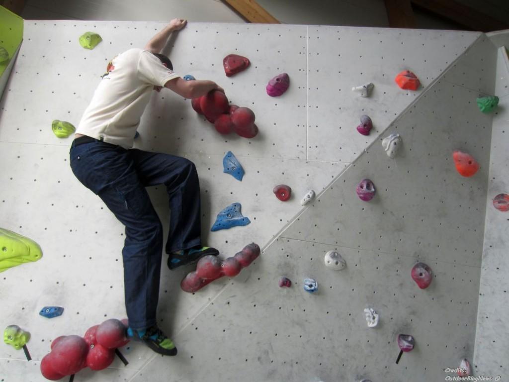 Adidas ED Denim Boulder Pant im Praxistest Bild 017