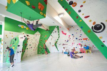 Der neue Kletter- und Bouldertreff; ©TVB Tannheimer Tal/Achim Meurer